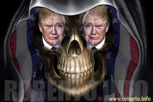 trump-clinton-teschio-bandiera-500px_2
